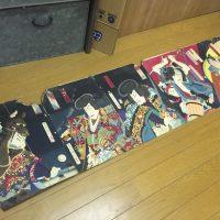 歌舞伎の浮世絵