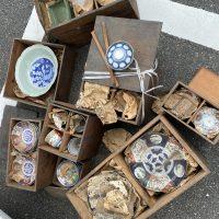【愛知県常滑市】道路拡張のため立ち退きで取壊し対象の古いお家の骨董品・買取事例